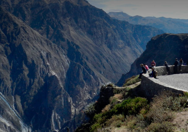 CONVENTIONAL COLCA CANYON 2 DAYS / 1 NIGHT
