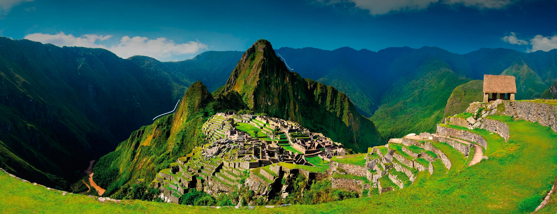 LUXURY TOUR COMFORTABLE PERU DAYS LIMA SACRED VALLEY - How far is machu picchu from lima