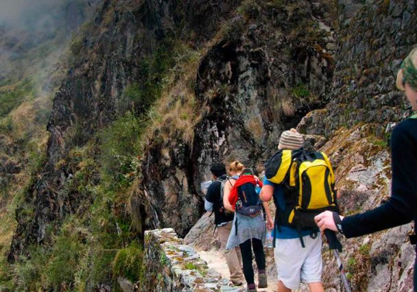 Traditional Inca Trail 4 Days and 3 Nights