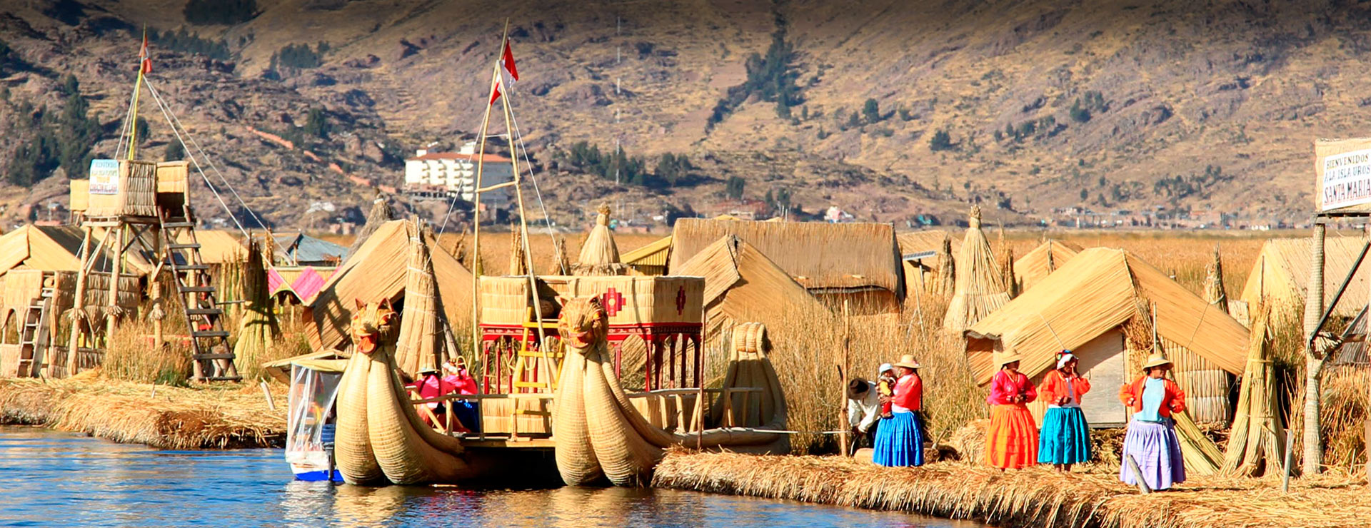 Uros And Taquile Islands Full Day Tour