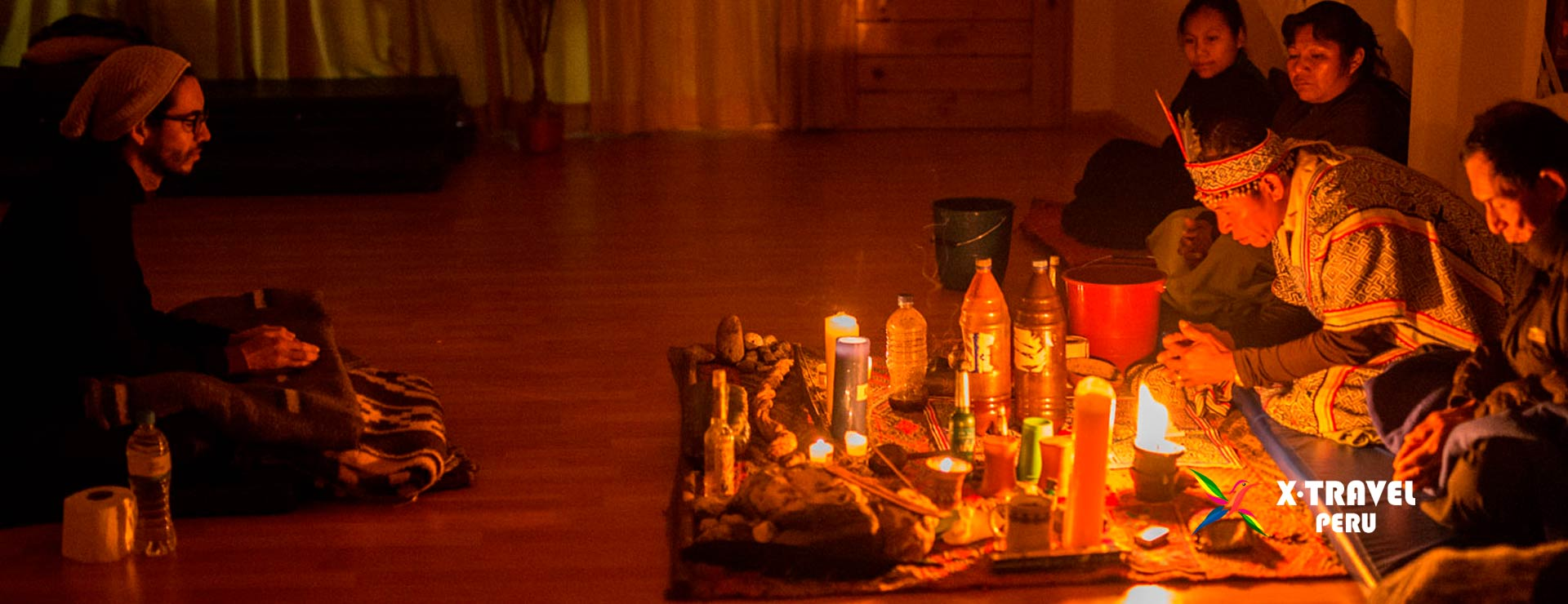 PERU – AYAHUASCA HEALING 1 day in Sacred Valley of the Incas